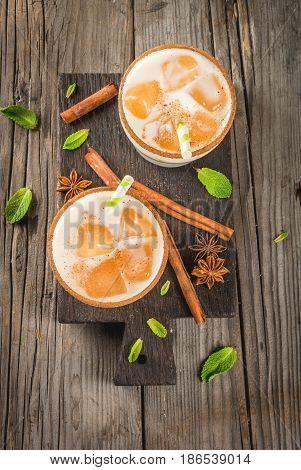 Iced Tea Or Chai Masala