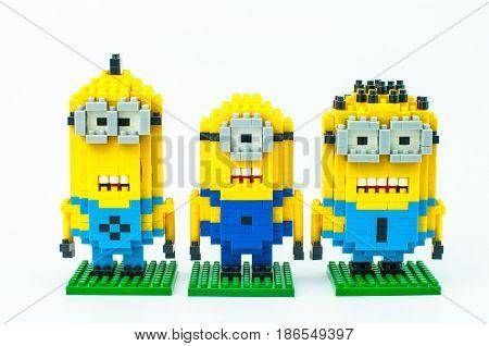 Minions Micro Blocks