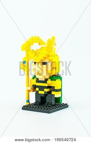 Logi Micro Blocks