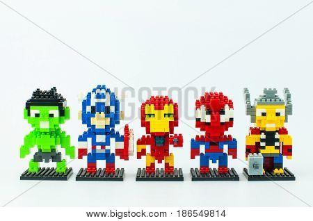 Avenger Micro Blocks