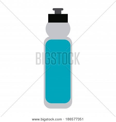 sports bottle icon image vector illustration design