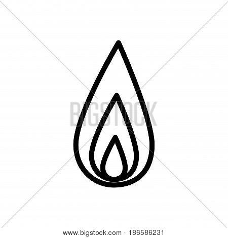 Fireball isolated symbol icon vector illustration graphic design