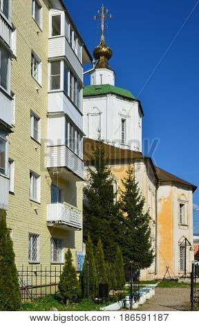 Church of the Assumption of the Blessed Virgin Mary Convent in Tver Russia