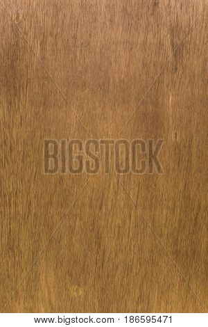 Stained brown wood natural Painted background .