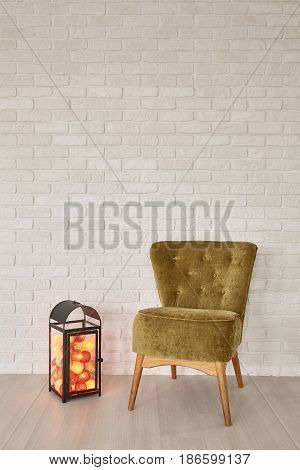 Vintage Furniture And Cotton Balls