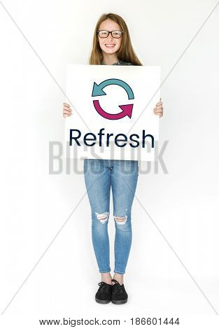 Refresh renew restart efficiency rethink