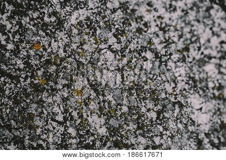 Rough stone surface. Texture of rough stone. Old rocks background. Abstract texture and background for designers. Macro view of rough stone texture. Natural pattern.