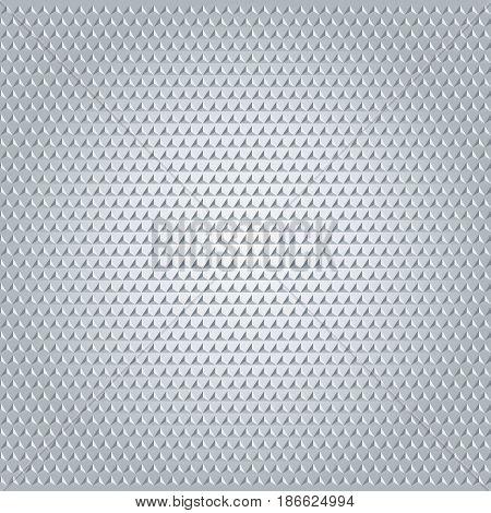 3d Geometric pattern triangular pyramid vector background for print ad magazine brochure leaflet