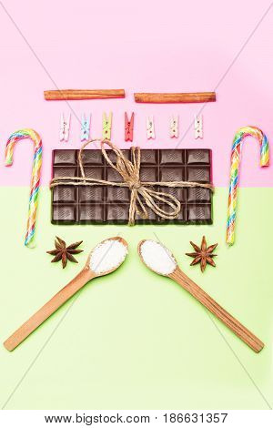 Chocolate And Sweets