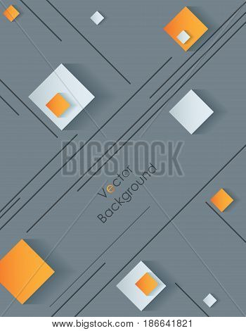 Bright design. Corporate vector backdrop. Elements, textures for designs. Templates for brochures, annual reports and magazines. Eps10
