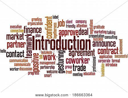 Introduction, Word Cloud Concept