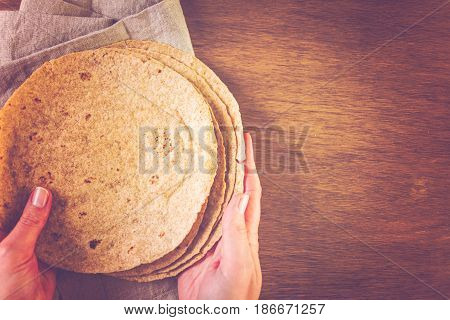 Multi-grain Tortillas