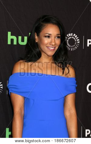 LOS ANGELES - MAR 18:  Candice Patton at the 34th Annual PaleyFest Los Angeles - The CW at Dolby Theater on March 18, 2017 in Los Angeles, CA