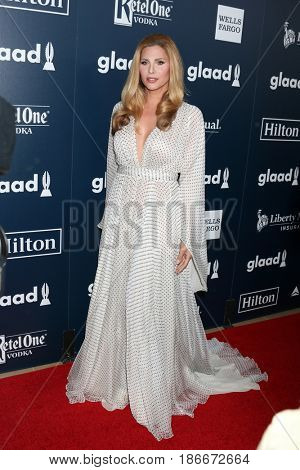 LOS ANGELES - APR 1:  Candis Cayne at the 28th Annual GLAAD Media Awards at Beverly Hilton Hotel on April 1, 2017 in Beverly Hills, CA