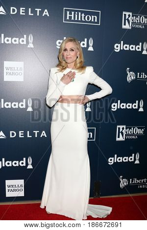 LOS ANGELES - APR 1:  Judith Light at the 28th Annual GLAAD Media Awards at Beverly Hilton Hotel on April 1, 2017 in Beverly Hills, CA