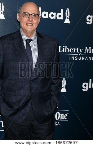 LOS ANGELES - APR 1:  Jeffrey Tambor at the 28th Annual GLAAD Media Awards at Beverly Hilton Hotel on April 1, 2017 in Beverly Hills, CA