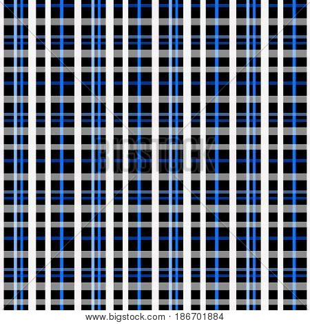 Seamless checkered plaid pattern background geometric, abstract