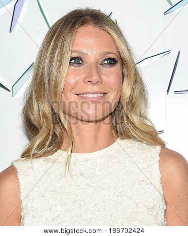 LOS ANGELES - MAY 06:  Gwyneth Paltrow arrives for the Kaleidoscope 5 on May 6, 2017 in Culver City, CA