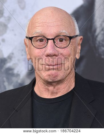 LOS ANGELES - MAY 08:  Dayton Callie arrives for the 'King Arthur: Legend Of The Sword