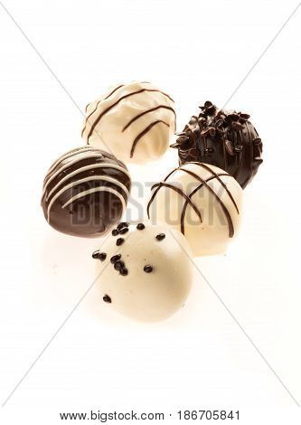 Chocolate candy isolated snack milk chocolate bonbon confection