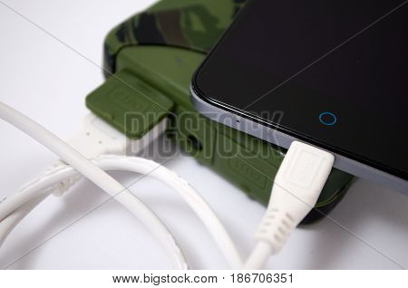 Charge your phone with the help of the military power bank packs