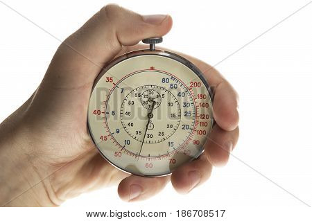 Stopwatch watch sport time competition swimming business