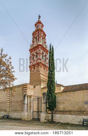 St. John The Baptist Church Bell Tower (Iglesia De San Juan) Ecija Spain