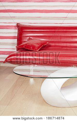 Sofa furniture living room vinyl vinyl upholstery leather leather sofa