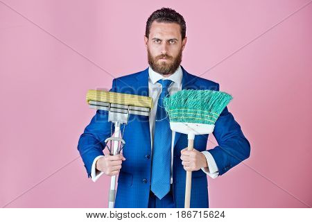 Pure Business, Cleaning And Washing, Job Search, Presentation And Success