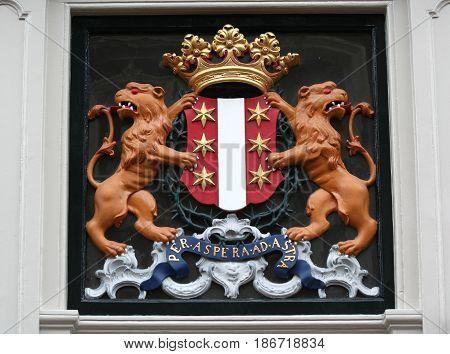 Coat-of-arms Of Gouda