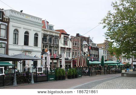 Street View In Gouda