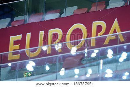 Uefa Europa League 2015 Final