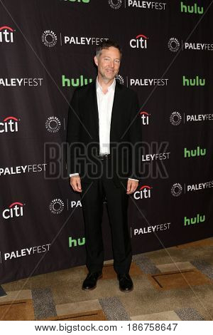 LOS ANGELES - MAR 26:  George Newbern at the 34th Annual PaleyFest Los Angeles -