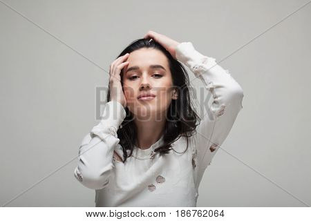 Beautiful Lady Portrait