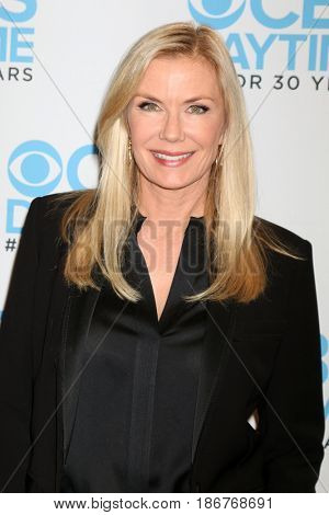 LOS ANGELES - NOV 3:  Katherine Kelly Lang at the The Bold and the Beautiful