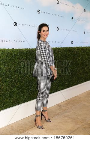 LOS ANGELES - APR 1:  Camilla Belle at the Victoria Beckham For Target Launch Event at Private Residence on April 1, 2017 in Los Angeles, CA