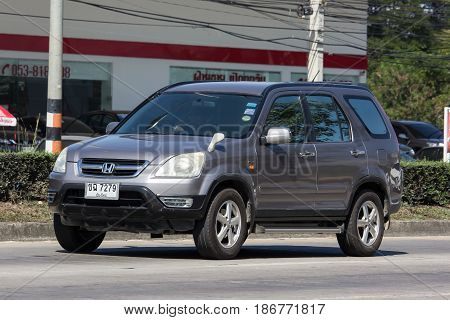 Private Car, Honda Crv City Suv Car