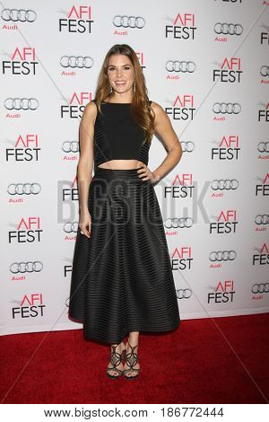 LOS ANGELES - NOV 12:  Nikki Moore at the AFI Fest 2015 - Presented by Audi - The Big Short Gala Screening at the TCL Chinese Theater on November 12, 2015 in Los Angeles, CA
