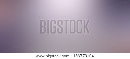 Abstract gradient violet (gray) web banner background