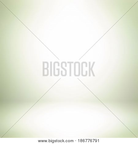 Gray abstract background with radial gradient effect