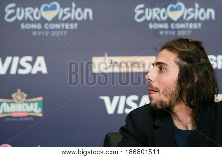 Salvador Sobral From Portugal Eurovision 2017