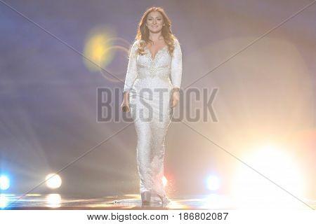 Claudia Faniello From Malta Eurovision 2017