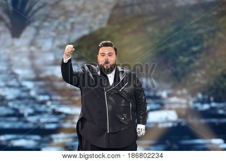 Jacques Houdek From Croatia Eurovision 2017
