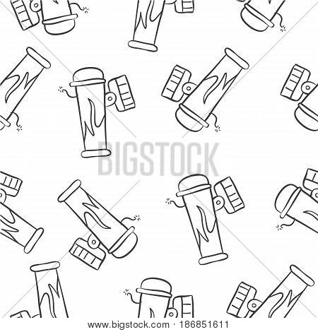 Doodle element circus vector art collection stock