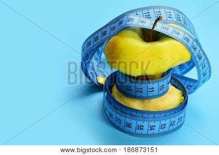 Tangled Bitten Apple