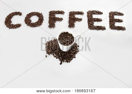 Coffee coffee beans beans cup espresso cappuccino caffeine