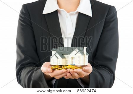 Save Money Buy New House For Family.