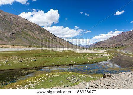 View Of Zanskar Valley