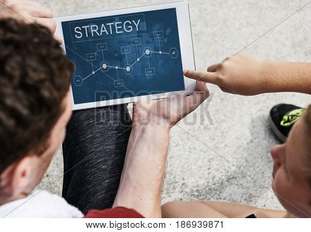 Strategy Motivation Planning Process Solution Concept