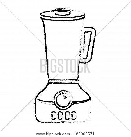 kitchen blender isolated icon vector illustration design